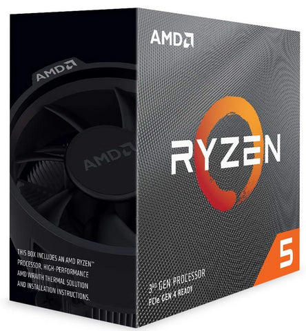 AMD Ryzen 5 3600 3.6GHz, Turbo 4.2GHz, AM4, 6-kjarna
