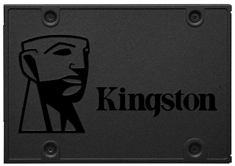 "Kingston A400 480GB 2.5"" SATA SSD, 500MB/s"