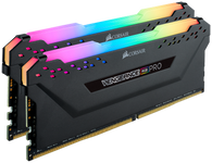 Corsair 32GB kit (2x16GB) DDR4 3600MHz, Vengeance RGB PRO, AM4 Optimized