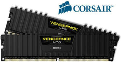 Corsair 32GB kit (2x16GB) DDR4 3200MHz, Vengeance LPX