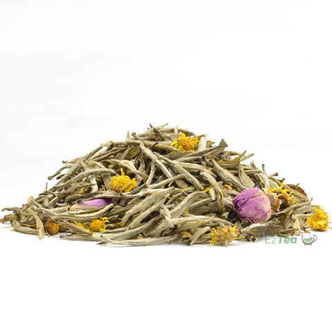 Chamomile Rose White Tea