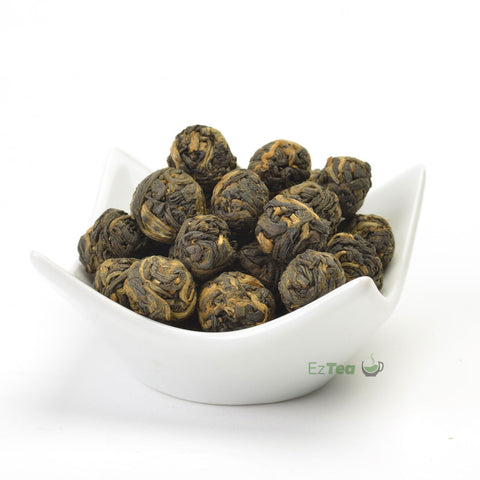 Fengqing Pearl Ball Black Tea - EzTea