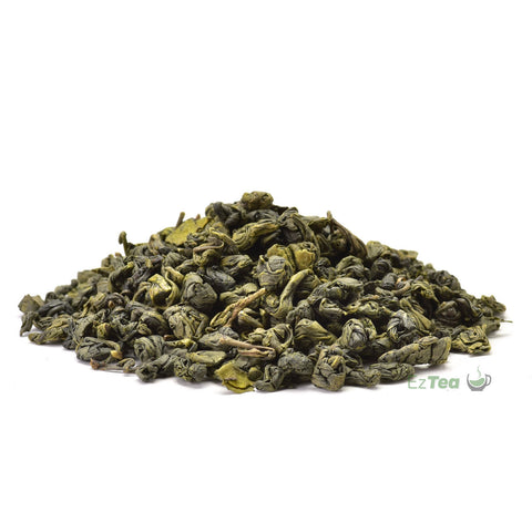 Organic Gunpowder Green Tea - EzTea