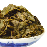 raw sheng pu-erh mini tuocha