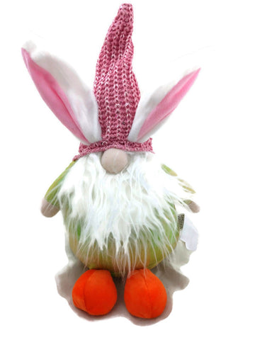 Spring Whimsy Easter Bunny Gnome
