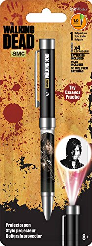 Daryl Walking Dead Light Up Projector Pen Gift Idea