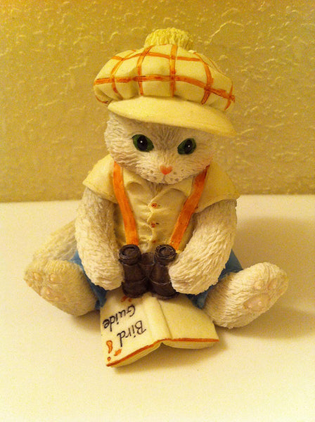 I'm Lost Without You Calico Kittens Figurine