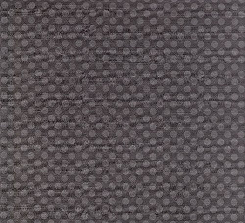 Black Large Dot Coredinations Cardstock 12x12