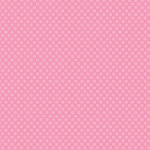 Light Pink Polka Dot Cardstock by Coredinations