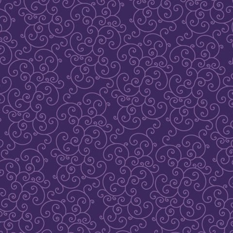 Coredinations Purple Swirl Cardstock 12x12