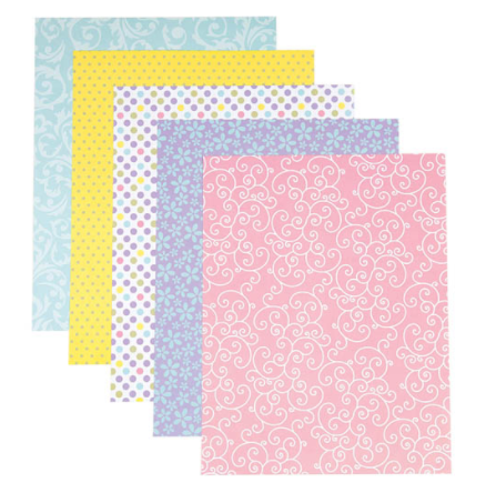 Coredinations Soft Prints Cardstock