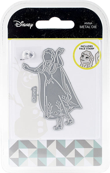 Disney Frozen Anna Metal Cutting Die