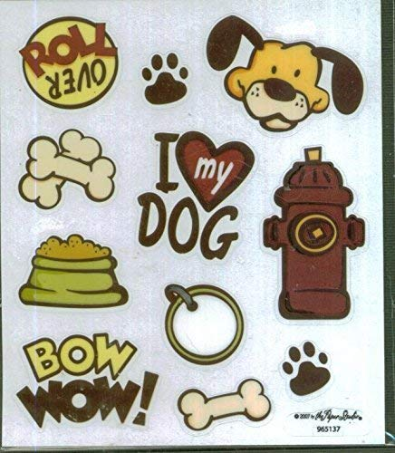 Dog Icon Stickers