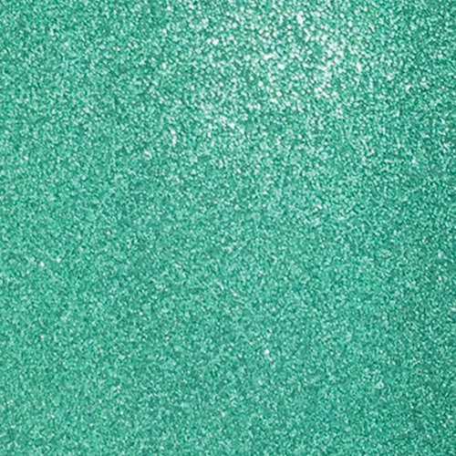 Sea Green sparkle Glitter Cardstock by Ella & Viv