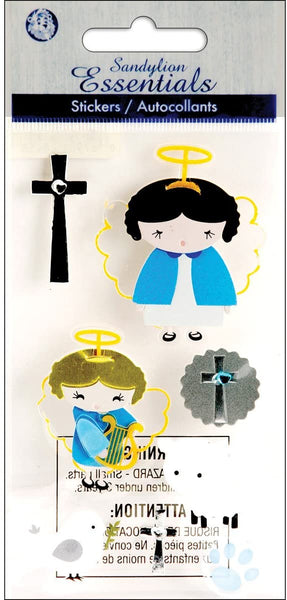 Little Angels Essentials 3d Stickers