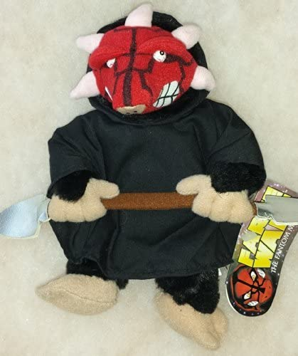 Farce Wars Dark Mole BeanBag Plush