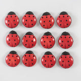 Ladybug Buttons Favorite Findings by Blumenthal Lansing