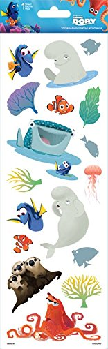Finding dory Scrapbook Stickers