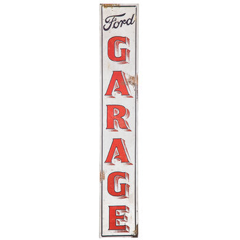 Ford Garage Metal Sign 30 Inch Tall