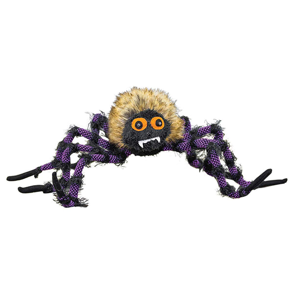 Fuzzy Animated Halloween spider