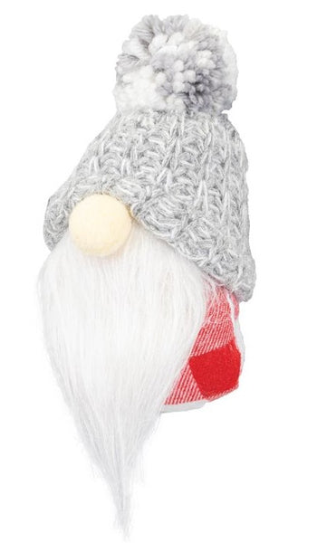 Gingham Gnome Ornament Home Decor