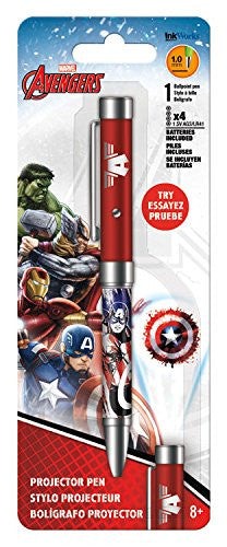 Captain America Projector Pen