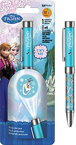 Disney Frozen Olaf Projector Pen