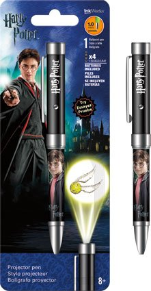 Harry Potter Projector Pen Light Pen