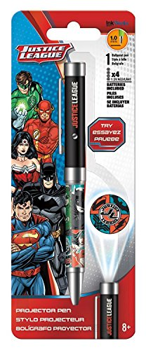 Justice League Comics Projector Pen #4147
