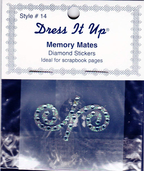 Memory Mates Diamond Gemstone Stickers #14
