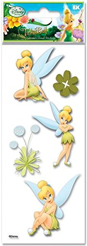 Disney Tinkerbell 3d Stickers by Jolees