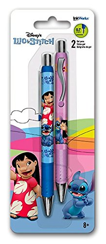 Disney Lilo and Stitch Gel Pen Set