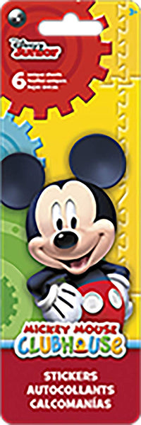 Mickey Mouse Clubhouse Flip Sticker Book
