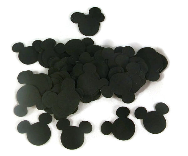 Mickey Mouse Confetti Heads Die Cuts