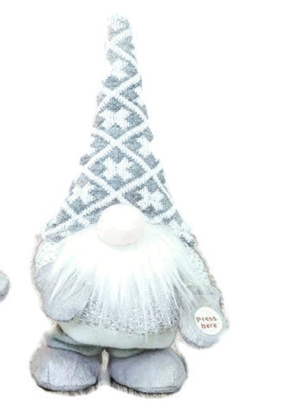Platinum Sing and Dance Gnome