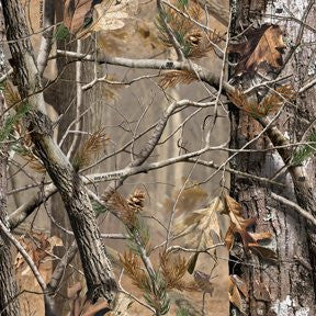 Realtree Camouflage 12x12 Scrapbook Paper - 4 Sheets
