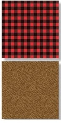 Hunters Plaid 12x12 Scrapbook Paper Hunters Paradise