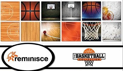 Reminisce The Basketball Collection Papers Set