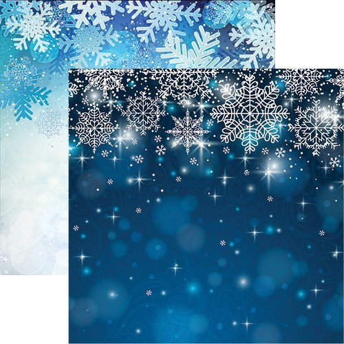 Winter is Coming - Jack Frost Scrapbook Paper - 5 Sheets by Reminisce