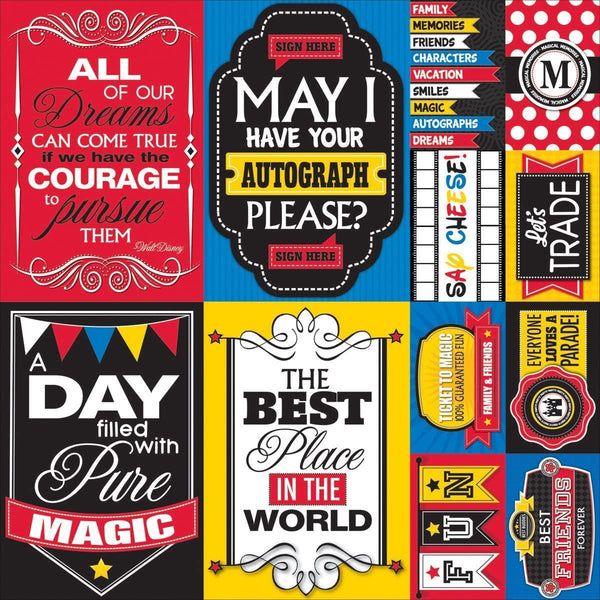 Real Magic Poster Stickers by Reminisce
