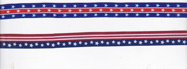 Patriotic Americana Ribbon Set #2