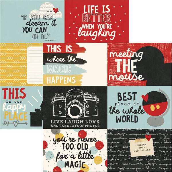 Say Cheese III 4x6 Horizontal Cards Paper