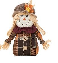Scarecrow Shelf Sitter Fall Decorations