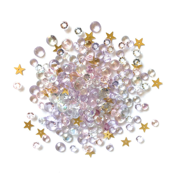 Winter Wishes Sparkletz Gem and Sequin Embellishments