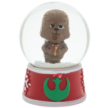 Star Wars Chewbacca Snow Globe