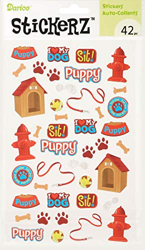 Puppy Dog Stickers by Stickerz
