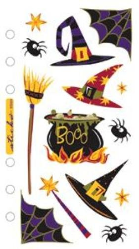 Halloween Witch's Brew Stickers by Sticko