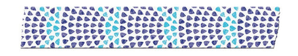 Blue Shells Craft Washi Tape by Tapeworks
