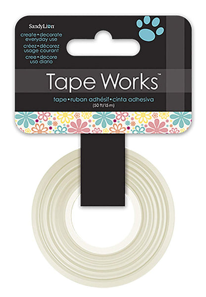 Cheery Floral Tapeworks Washi Tape