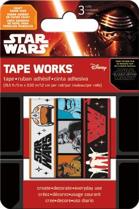 Star Wars Tapeworks Washi Tape
